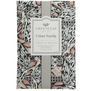 Greenleaf Urban Vanille - Buste Profumate Grandi Per Armadi - Candle Store