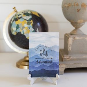 Fresh Scents - Buste Profumate Grandi Per Armadi Everyday Is A New Adventure - Candle Store