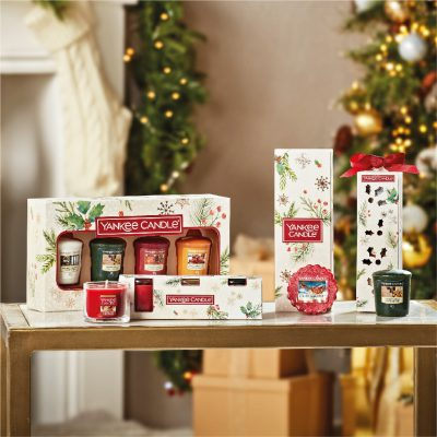 Yankee Candle Collezione Magical Christmas Morning - Candlestore.eu