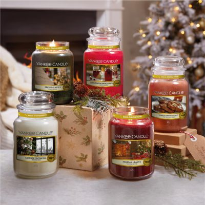 Yankee Candle Shop Online - Candlestore.eu
