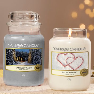Fragranze Del Mese -25% Yankee Candle - Candlestore.eu